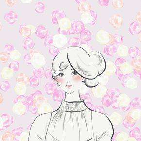 薔薇の咲く季節