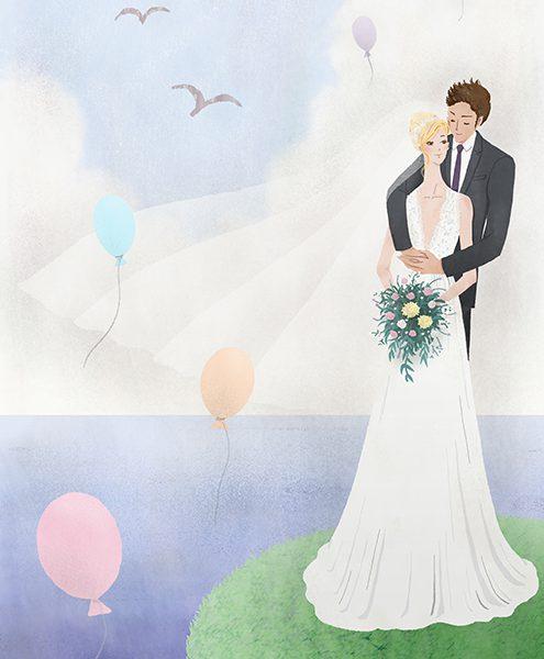 June bride(ジューンブライド)〜オーダーメイドのウエディングドレスって意外にハードルが低いのです